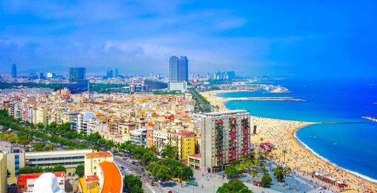 Ceļojums uz Barselonu