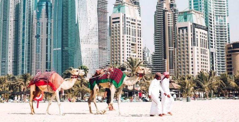 Ceļojums uz Arābu Emirātiem