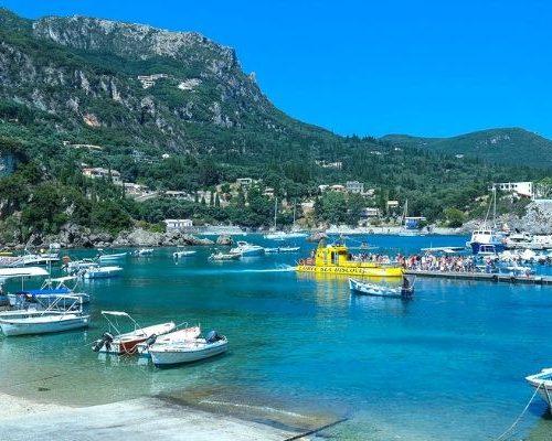 Ceļojums uz Korfu salu