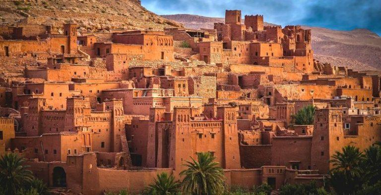 Ceļojums uz Maroku