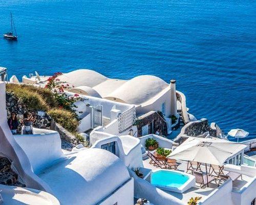 Ceļojums uz Santorini
