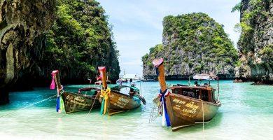 Ceļojums uz Taizemi