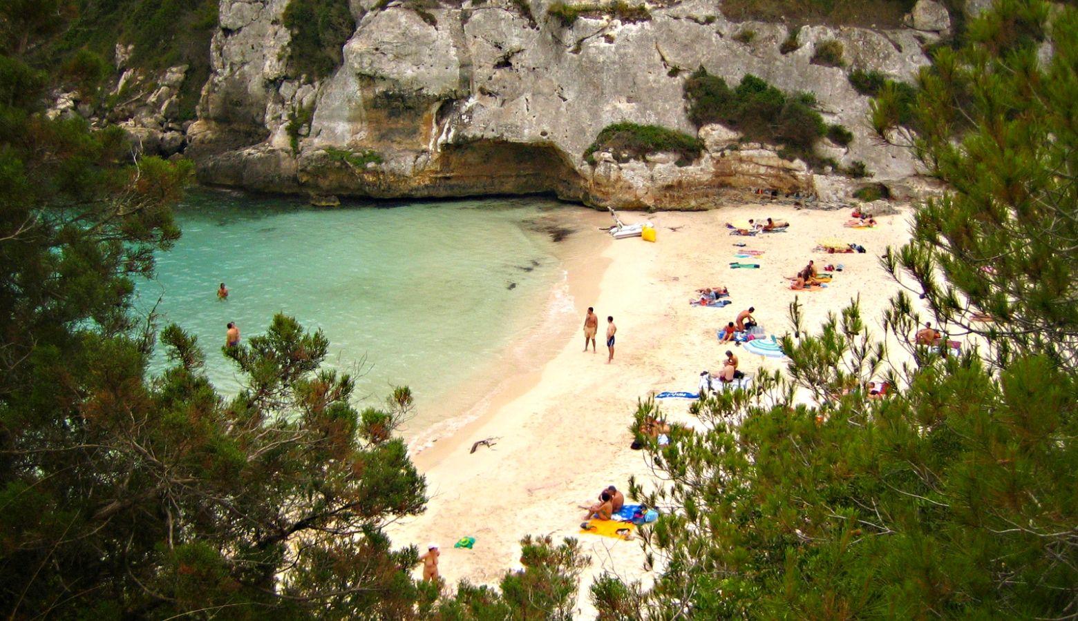 Ceļojums uz Menorku