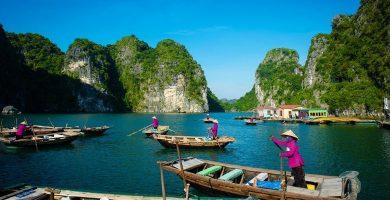 Ceļojums uz Vjetnamu