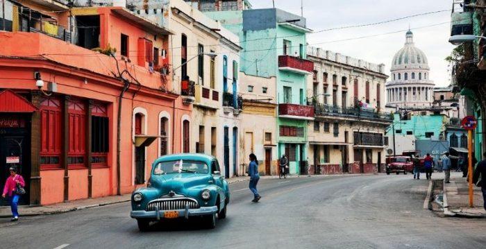 ceļojums uz Kubu