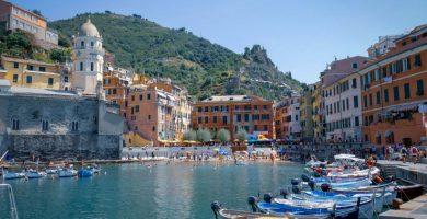 Ceļojums uz Itāliju